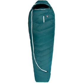 Grüezi-Bag Biopod DownWool Subzero 185 Sacco a pelo, pine green